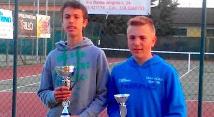 Torneo Under 16 di Noceto: Antoine Barbieri fa suo il titolo.