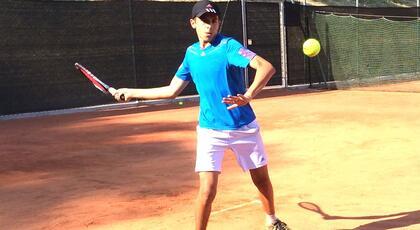 Open di Roma: Manfredi batte anche Chiola e si qualifica.