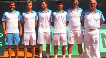 Davis Cup 2015: San Marino-Armenia 2-0.