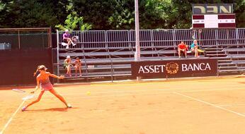 ASSET BANCA Junior Open: Traversi e Chiesa centrano la finale.