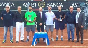 ASSET BANCA OPEN: Andrea Grossi conquista il titolo.