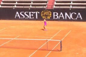 ASSET BANCA Junior Open: eliminati Barbieri e Grassi.