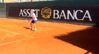 ASSET BANCA Junior Open: Bertuccioli e Stramigioli centrano i quarti.