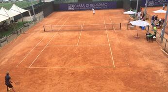 San Marino Junior Open: Arnaboldi e Tcherkes Zade ok.