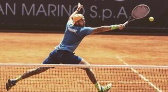 ITF di Hammamet: De Rossi ad un passo dal main draw.