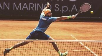 ITF di Hammamet: il francese Martineau elimina De Rossi.