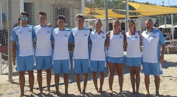 Beach Tennis: tutto pronto per gli Europei di Sozopol.