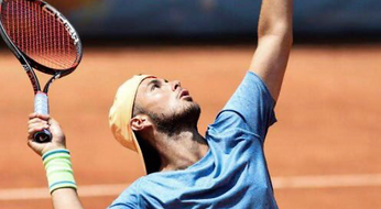ITF di Hammamet: De Rossi avanti in doppio.