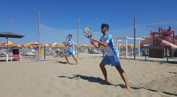 Beach Tennis, europei di Sozopol: storica medaglia per San Marino!