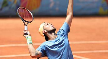 De Rossi avanza nell'ITF Futures de Il Cairo.