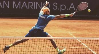 ITF Futures di Santa Margherita: De Rossi cede dopo 3 ore al n.1 Cutuli.