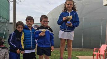 Prime soddisfazioni nel Trofeo Paperino per gli allievi della Scuola Federale.
