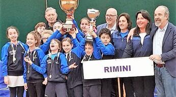 Soddisfazioni su tutti i fronti per la Scuola Federale Tennis.