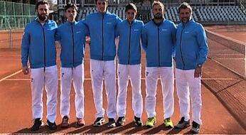 Davis Cup: esordio amaro per San Marino.