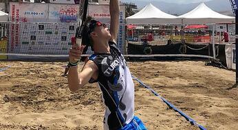 Beach Tennis: sammarinesi a segno a Gran Canaria e Casablanca.