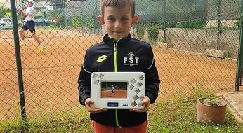 Campionato a squadre miste Under 10: buona la prima per i Titani.