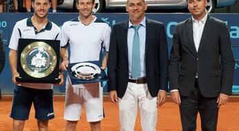 Cecchinato, dal San Marino Open alla storia.