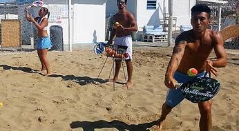 Beach Tennis: nazionale sammarinese pronta per l'Europeo.