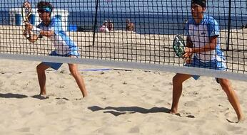 Beach tennis, Campionati Europei: Bombini-Galli fermati ai quarti.