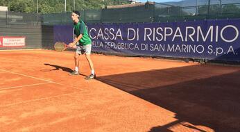 San Marino Junior Open: al via il tabellone principale.