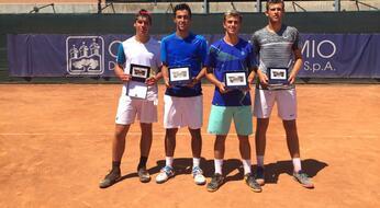 San Marino Junior Open: la Trevisan elimina la Plakk (n.1) punta al titolo.