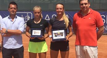 San Marino Junior Open: trionfano Trione e la Trevisan.