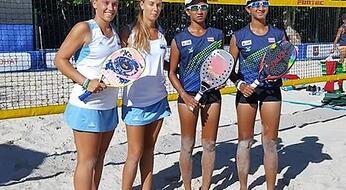 Beach tennis: esordio con vittoria ai Mondiali a squadre.
