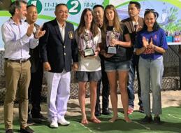 Beach Tennis: Alice Grandi chiude al secondo posto in Thailandia.