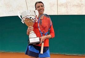 Alice Balducci trionfa alle pre-qualificazioni degli Internazionali BNL.