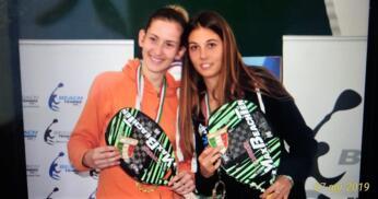 Beach Tennis: Alice Grandi conquista altri due titoli italiani.