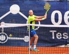 ITF Futures di Lasne (25.000$): De Rossi out agli ottavi.
