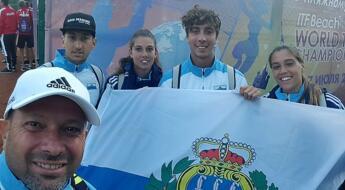 Beach Tennis: San Marino sconfitta dalla Russia.