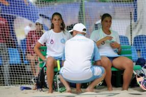 Beach Tennis: titani ottavi ai Mondiali a squadre.