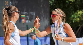 Beach Tennis: Grandi e Colonna qualificate ai World Beach Games.