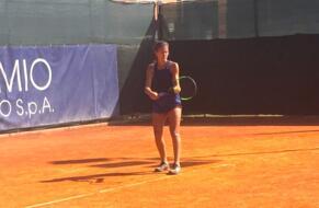San Marino Junior Open: Rubina De Ponti centra la finale.