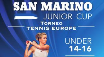 San Marino Junior Cup: sabato scattano le qualificazioni.