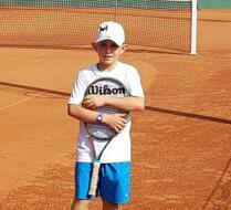 Dennis Spircu conquista la finale al Master Kinder Trophy a Roma.