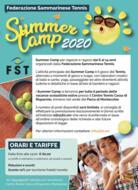 Aperte le pre-iscrizioni ai Summer Camp della FST.