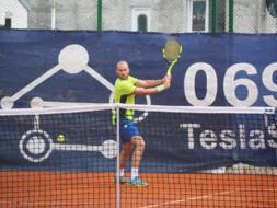 De Rossi avanza nel Torneo Open Nazionale di Bolzano