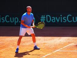 Torneo Open di Bolzano: De Rossi out ad un passo dalla semifinale