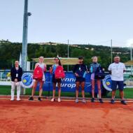 San Marino Junior Cup Under 14: Lettieri - Van Riesen si aggiudicano il doppio femminile