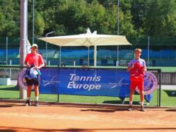 San Marino Junior Cup Under 14: Oliver Bonding trionfa nel singolare maschile