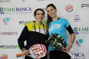Beach tennis: le sorelle Grandi si aggiudicano due tornei