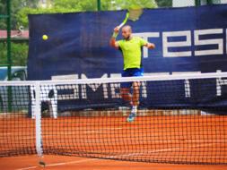 ITF di Sharm El Sheik: De Rossi out al secondo turno delle quali