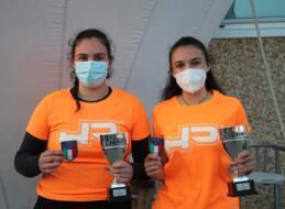 Beach tennis: Ilaria Grandi si laurea campionessa italiana Under 18 insieme a Giorgia Cancellieri