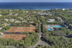 Al Forte Village Resort il primo Tennis Clinic targato FST