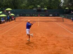 Coppa Davis, due su due per i titani: battuta anche la Macedonia del Nord