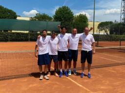 La squadra di Serie D4 del CAST centra la promozione