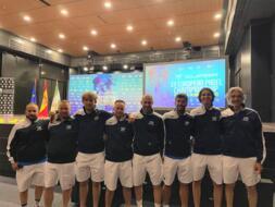 Campionati Europei di padel: un duro cammino per la formazione sammarinese