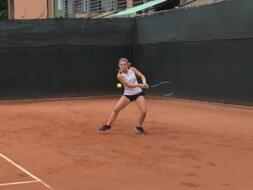 San Marino Junior Open: Giulia Galvani cede con onore